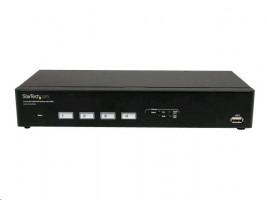 4 PORT USB DVI KVM SWITCH DDM