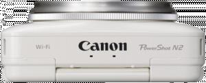 Canon PowerShot N2 - Digitální fotoaparát - kompaktní - 16.1 Mpix - 8 x optický zoom - Wi-Fi, NFC -