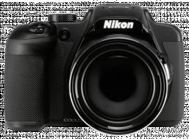 "NIKON kompakt Coolpix B700/ 20,3 MPix/ 60x zoom/ 3"" LCD/ 4K Video/ Černý (VNA760E1)"