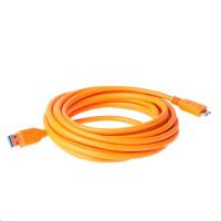Tether Tools Starter Tethering Kit: USB 3.0 A/MicroB Kabel 4,6m