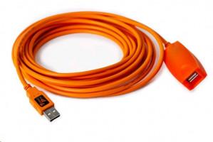 Tether Tools TetherPro USB 2.0 Active Extension 15m orange