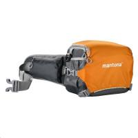 mantona ElementsPro 20 Venkovní Kameratasche orange