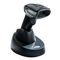 Honeywell Voyager 1452g, BT, 2D, multi-IF, sada (USB), black (skener, USB kabel, kolébka)
