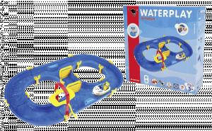 BIG Waterplay Rotterdam - vodní svět