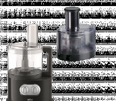 Braun FP 5160 BK kuchyňský robot