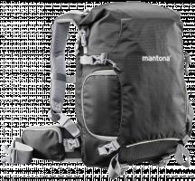 mantona ElementsPro 30 Venkovní batoh pro kameru černá