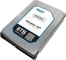 ULTRASTAR HE8 8TB 3.5IN 25.4MM
