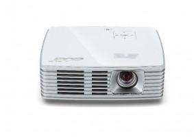 Acer K135i - Projektor DLP - 3D - 600 lumeny - 1280 x 800 - 16:10 - HD - s Acer UWA3 Wireless adapt