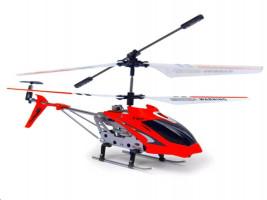 SYMA S107G Vrtulník, červená