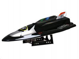 Speed King - závodní loď Speedboat 362 - černá
