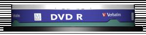 Verbatim M-Disc - 10 x DVD-R - 4.7 GB 4x - Povrch potisknutelný inkoustem