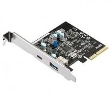 Řadič PCIe USB3.1 ASRock 2-port Typ A+ C