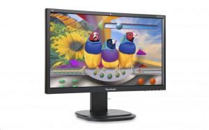"""ViewSonic VG2437SMC - LED monitor - 24"""" - 1920 x 1080 FullHD - 250 cd/m2 - 3000:1 - 20000000:1 (dynamický) - 6.9 ms"""