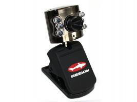 Reekin BlueEye Webkamera 12 Megapixelů, Mikrofón