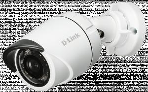 D-Link Kamera IP 1.3 Mpx, PoE, IP66, IR 20m