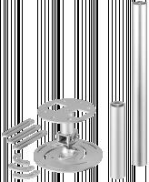 ACER Montážní držák pro upevnění projektoru na strop - Universal Ceiling držák long max 64 cm CM-02S