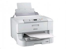 Epson WorkForce Pro WF-8010DW - Tiskárna - barva - Duplex - tryskový - A3 - 4800 x 1200 dpi - až 34 stran/min. (mono)