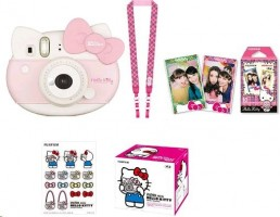 Fujifilm Instax Mini Hello Kitty Set - fotoaparát