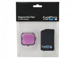 GoPro Magentový filtr pro potápění + úchyt na ruku