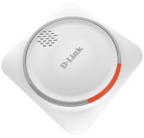 D-Link DCH-Z510 mydlink Home Siren s battery back-up