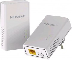 Netgear - powerline 1200 adaptér 2ER SET