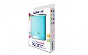 ADATA PV150 Power Bank 10000mAh (for smatphones, tablets) Blue