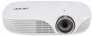 Acer K138ST - Projektor DLP - 3D - 800 lumeny - 1280 x 800 - 16:10 - HD 720p