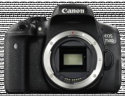 Canon EOS 750D Body fotoaparát