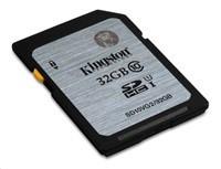 Kingston 32GB SecureDigital (SDHC) Memory Card (Class 10)