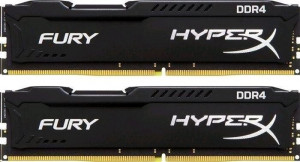 Kingston memory DDR4, 2400MHz, 4GB, C15 Kingston Hyp sada