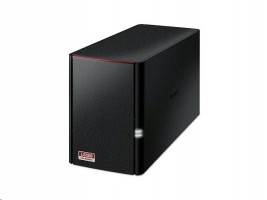 Buffalo - Server NAS LinkStation 520D, 2 TB