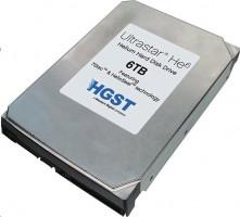 HGST ULTRASTAR 7K 6TB SAS pevný disk