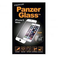 PanzerGlass tvrzené sklo PREMIUM - bílé okraje - pro iPhone 6