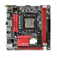 ASRock - MB Intel 1151 ASRock Z170 Gaming-ITX/ac