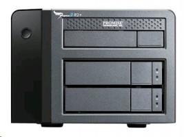 Promise Pegasus2 R2+ pole pevných disku, 2x HDD 3TB, Thunderbolt 2 ext.