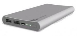 GP Portable PowerBank FP10M stříbrná 10000 mAh