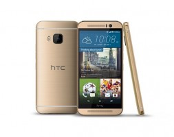 HTC One M9 Gold (bez CZ menu)