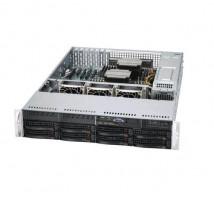 Supermicro - Server 2U CHASSIS SAS/SATA
