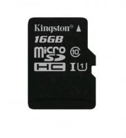 Kingston Micro SDHC karta 16GB Class 10 UHS-I
