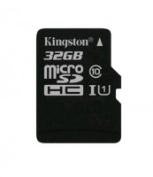 Kingston Micro SDHC karta 32GB Class 10 UHS-I
