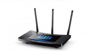 TP-Link Touch P5 Dual band AC1900 802.11ac Gigabit router 4xLAN,2xUSB