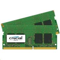 Crucial - Pamět RAM 8GB DDR4 2133 MT/s 4GBx2 SODIMM 260pin