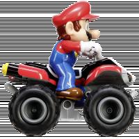 Carrera - RC 2,4 Ghz Nintendo Mario KartTM 8, Mario