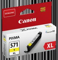 Canon cartridge CLI-571XL Y