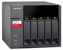 QNAP TS-531P-8G (1,4G/8GB RAM/5xSATA)