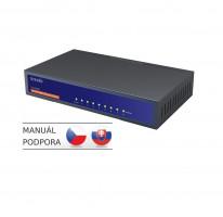 Tenda TEG1008D 8-portový Gigabit Eth.Switch,Kovový