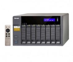 QNAP TS-853A-8G Server (1,6G/8GB RAM/8xSATA)