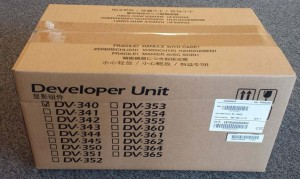 Kyocera DV-110 Developer