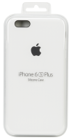 Apple iPhone 6S Plus Silicone Case White