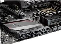 ASUS MB Sc LGA1151 MAXIMUS VIII HERO ALPHA, Intel Z170, 4xDDR4, VGA